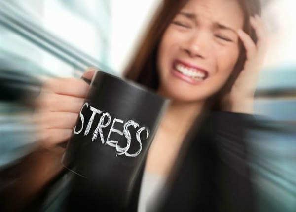 कोर्टिसोल का स्तर