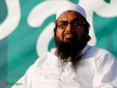 लाहौर जेल में बंद है हाफिज सईद।