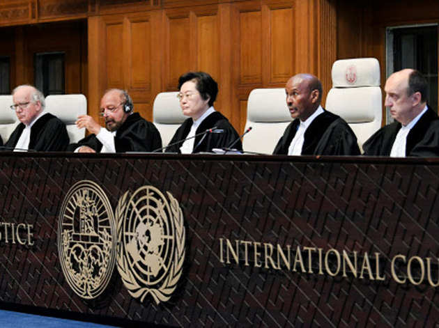 जाधव पर ICJ का फैसला