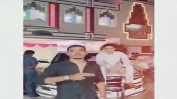 telangana home ministers grandson courts controversy with tiktok video