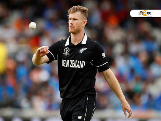 New Zealand cricketer Jimmy Neesham's coach died during World Cup final Super Over