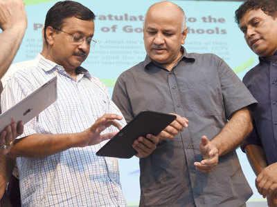 दिल्ली सरकार ने 4 नामों की सिफारिश की है