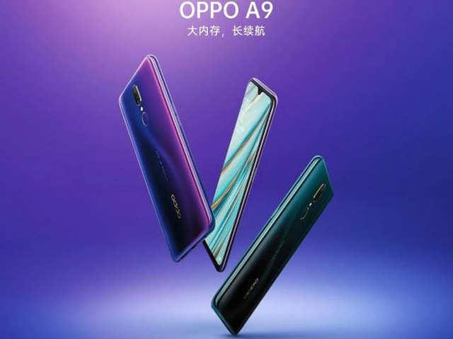 Oppo A9 स्मार्टफोन भारत में लॉन्च, जानें कीमत और स्पेसिफिकेशन्स