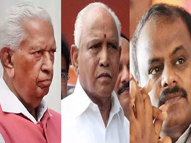 कर्नाटक में सियासी ड्रामा जारी