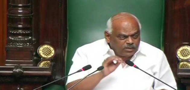 कर्नाटक विधानसभाध्यक्ष केआर रमेश कुमार ने सदन को किया 19 जुलाई तक स्थगित