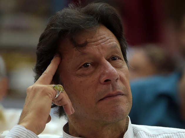 पाकिस्तान के पीएम इमरान खान (फाइल)