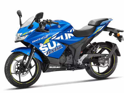 Suzuki Gixxer SF MotoGP एडिशन लॉन्च, कीमत ₹1.10 लाख