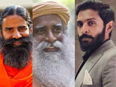 womens are posting saree twitter photos mean while mens are posting beard twitter photos