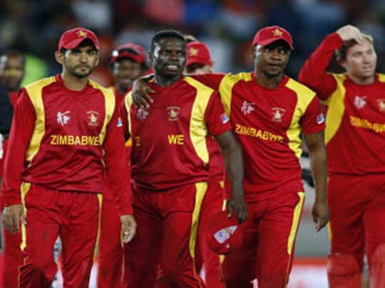 निलंबनामुळे झिम्बाब्वेच्या क्रिकेटपटूंची निराशा