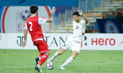 Tajikistan vs North Korea Highlights: Intercontinental Cup