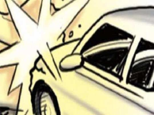 व्यायामाला गेलेल्या तरुणांचा वाहनाच्या धडकेत मृत्यू