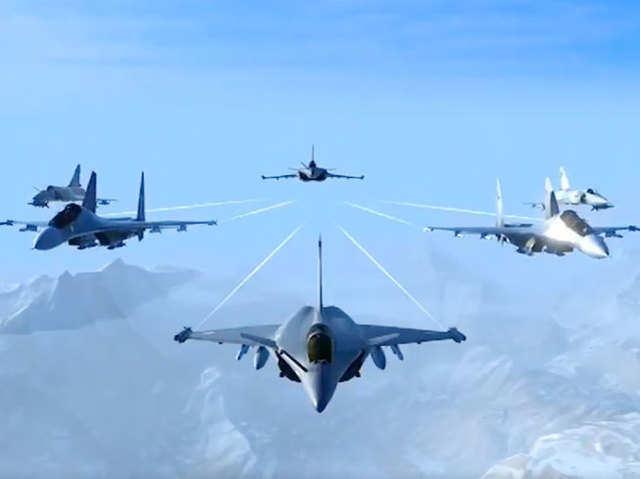 PUBG Mobile को टक्कर देने आया Indian Air Force का ऑनलाइन गेम