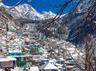 beautiful hill station in shimla district in himachal pradesh