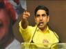 telugu desam party leader nara lokesh satires on ap cm ys jagan about ppas