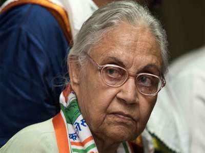 दिल्ली की पूर्व CM, वरिष्ठ कांग्रेस नेता शीला दीक्षित का 81 वर्ष की उम्र में निधन