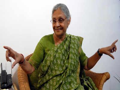 कांग्रेस नेता शीला दीक्षित के निधन पर नेताओं ने शोक व्यक्त किया