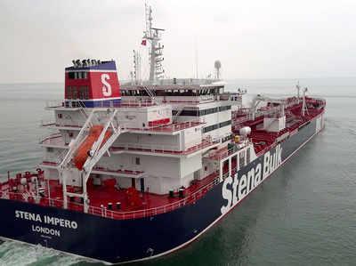 ईरान ने पकड़ा ब्रिटिश जहाज, 18 भारतीय क्रू मेंबर्स भी फंसे