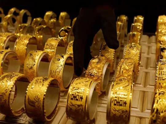 साडेतीन महिन्यात तीन हजारांनी वाढले सोने