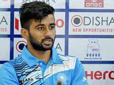 manpreet singh said full attention on defence