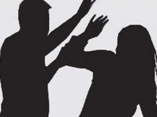 रांजणगावात पत्नीचा गळा दाबून खून पती ठाण्यात हजर