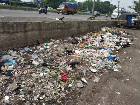 कचरा व्यवस्थापन मबंई महानगरपालिका नी करावी