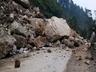 infant dead and five tourists injured in landslide in kangra himachal pradesh