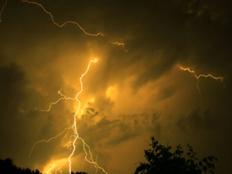 people died in kanpur due to lightning strike