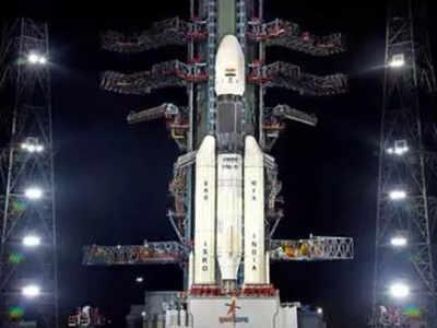 दोपहर 2.43 पर होनी है चंद्रयान-2 की लॉन्चिंग