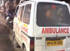 हापुड़ः टक्कर के बाद दो हिस्सों में बंटी पिकअप, 5 बच्चों समेत 9 की मौत