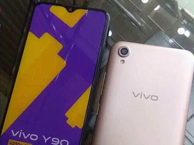 Vivo Y90 की लाइव इमेज लीक, कम कीमत में मिलेंगे दमदार फीचर्स