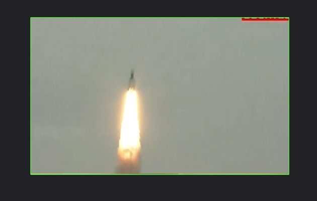 चंद्रयान-2 हुआ लॉन्च, भारत ने अंतरिक्ष में रचा एक और इतिहास
