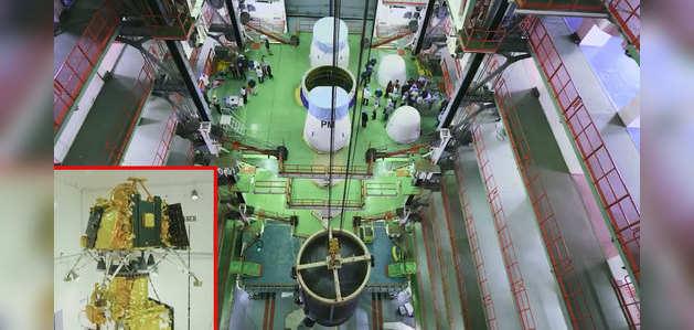 देखें, सालों की मेहनत में यूं हर पहलू को जोड़ चंद्रयान-2 को बनाया सफल