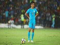 india football team will down to 103rd position in next fifa ranking