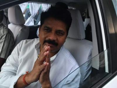 एमपी गृह मंत्री बाला बच्चन