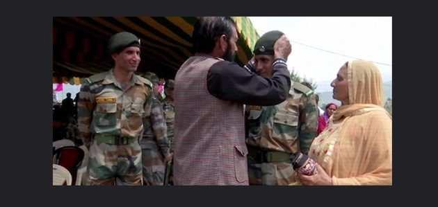 शहीद राइफलमैन औरंगजेब के 2 भाई शब्बीर और तारिक सेना में भर्ती, बोले- आतंकियों से लेंगे बदला