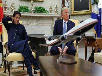 कश्मीर पर मध्यस्थता करने के डॉनल्ड ट्रंप के दावे को भारत ने किया खारिज