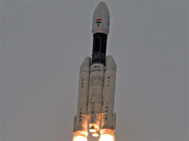 चंद्रयान-2 की सफल लॉन्चिंग