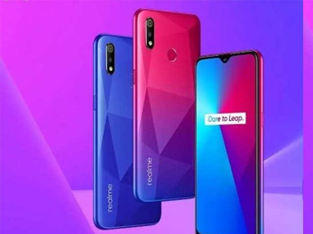 Realme 3i की पहली सेल आज, मिलेगा 1500 रुपये का कैशबैक