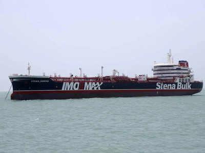 ब्रिटेन के टैंकर को ईरान ने कर लिया है जब्त