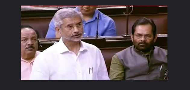 कश्मीर मुद्दे पर भारत और पाकिस्तान के बीच तीसरा पक्ष नहीं आ सकता: एस जयशंकर