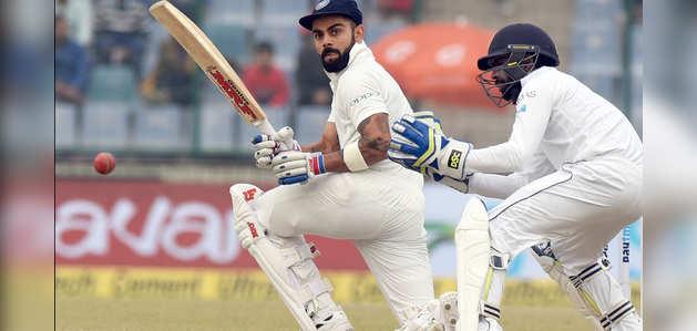 ICC टेस्ट रैंकिंग: विराट कोहली पहले स्थान पर कायम