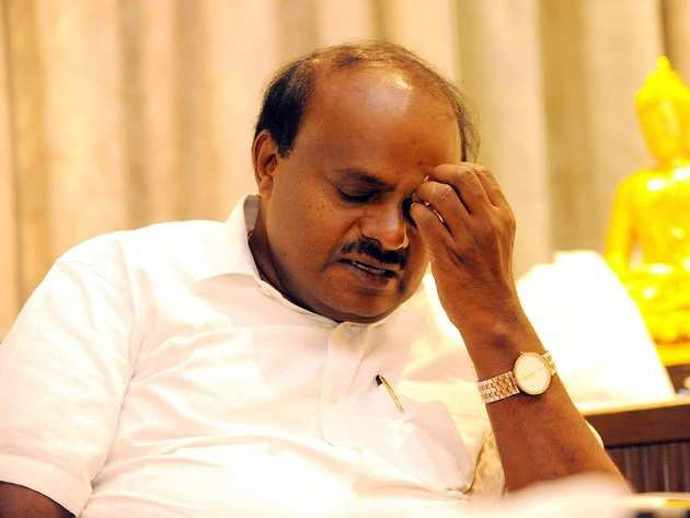 एचडी कुमारस्वामी (फाइल फोटो)