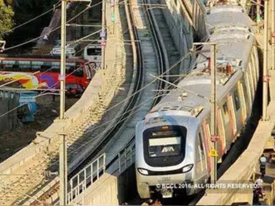 मेट्रोचे वर्तुळ पूर्ण होणार