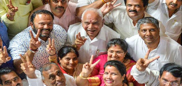 कर्नाटक में अब शुरू होगा विकास का नया दौर: बीएस येदियुरप्पा