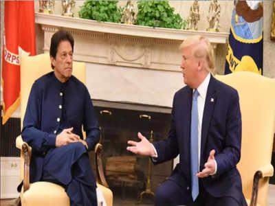 इमरान खान और डॉनल्ड ट्रंप