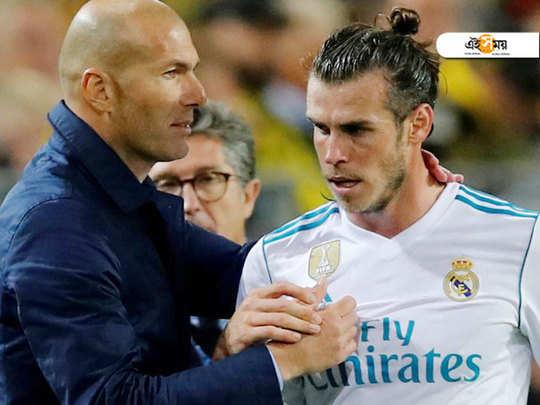 zinedine zidane denies showing any disrespect to gareth bale