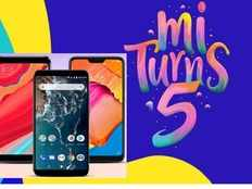 mi 5th anniversary sale get up to rs 8000 discount on xiaomi smartphones and other products