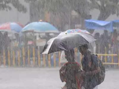 लखनऊ में मौसम हुआ सुहाना