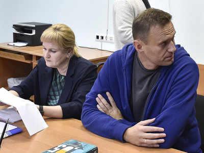 रूस के सबसे बड़े विपक्षी नेता हैं एलेक्सी