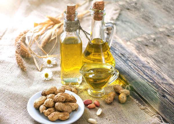 मूंगफली का तेल